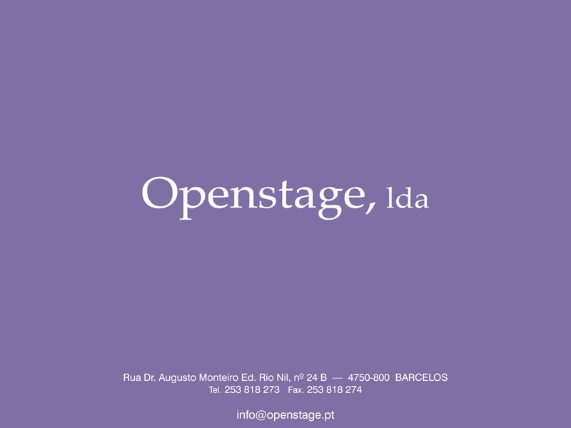 Logotipo Openstage